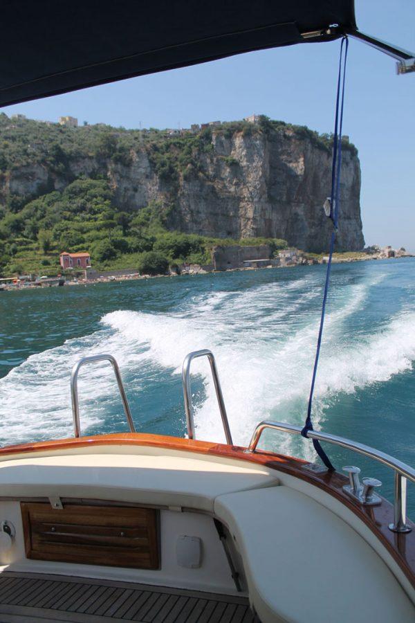 boat tour rental Capri Sorrento Zetamare 850 3